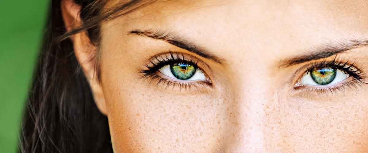 lentes-de-contato-verde