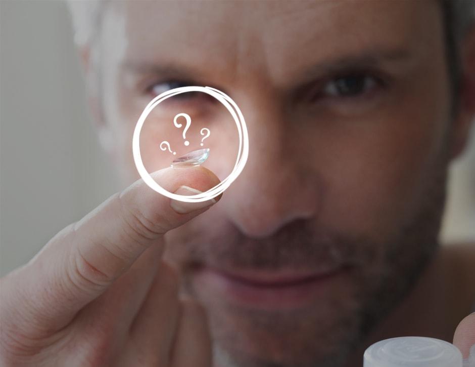 5 mitos e verdades sobre lentes de contato