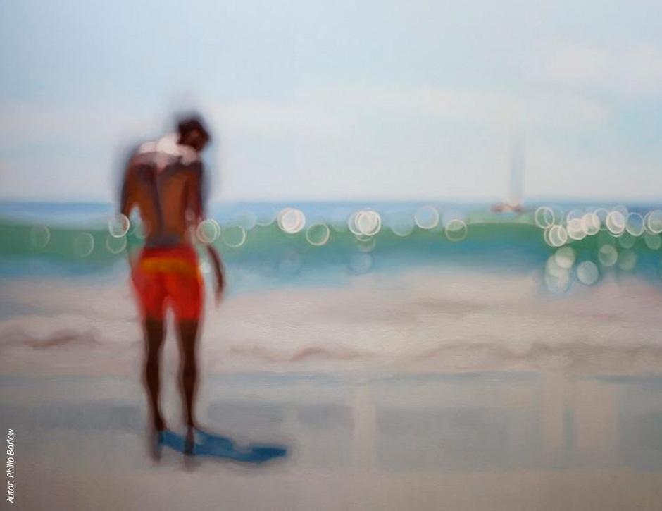 Autor: Philip Barlow - myopia - art