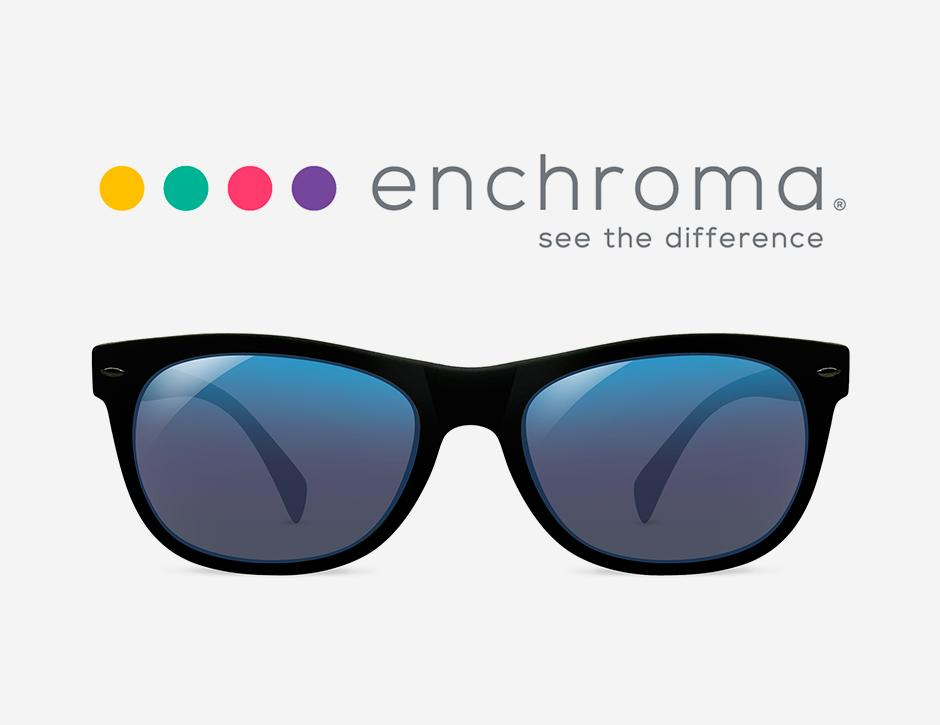 Conheça o EnChroma e enxergue a vida com outros olhos