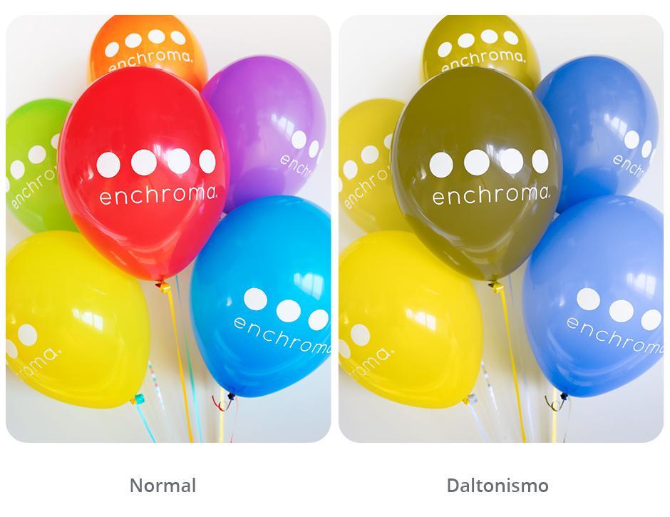 diferença de daltonismo para pessoas sem daltonismo