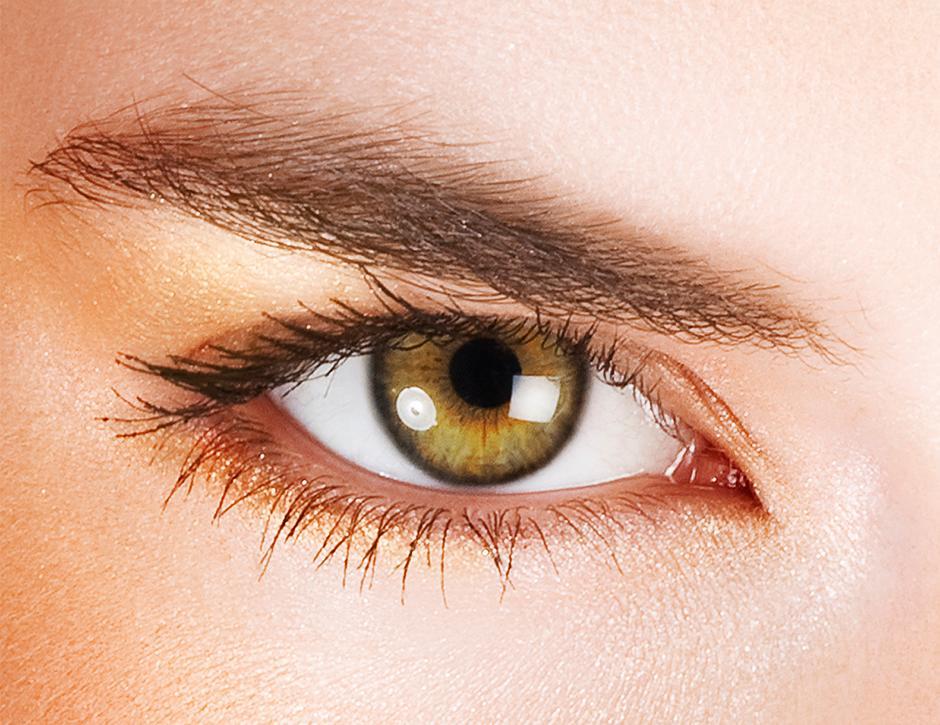 lentes de contato lindos olhos