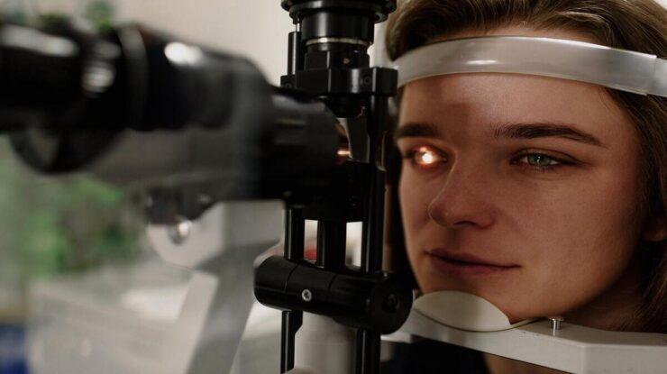 Queimaduras oculares