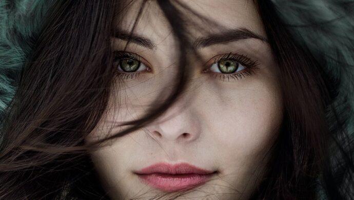 forma dos seus olhos