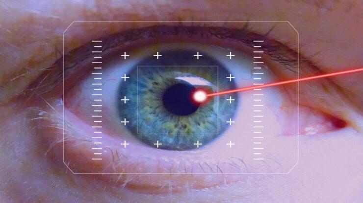 medo de cirurgia nos olhos
