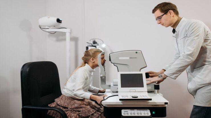 check-up oftalmológico