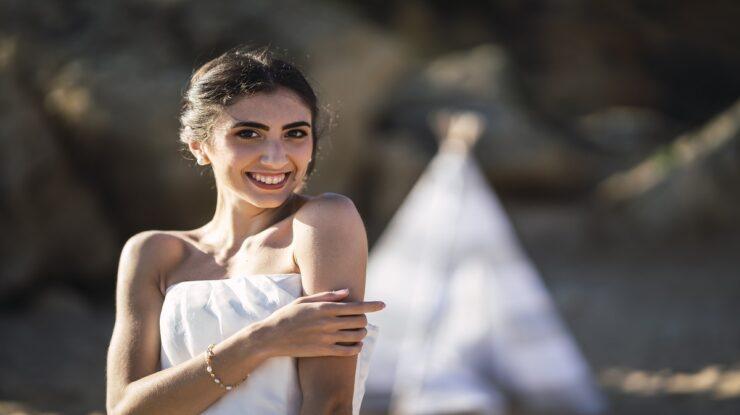 lentes de contato para casamento