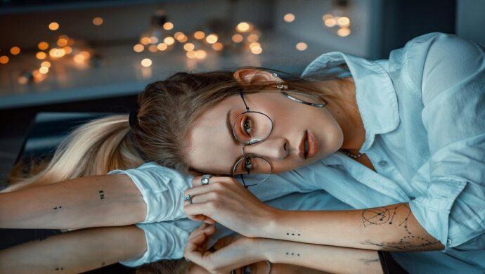 Óculos fotocromático