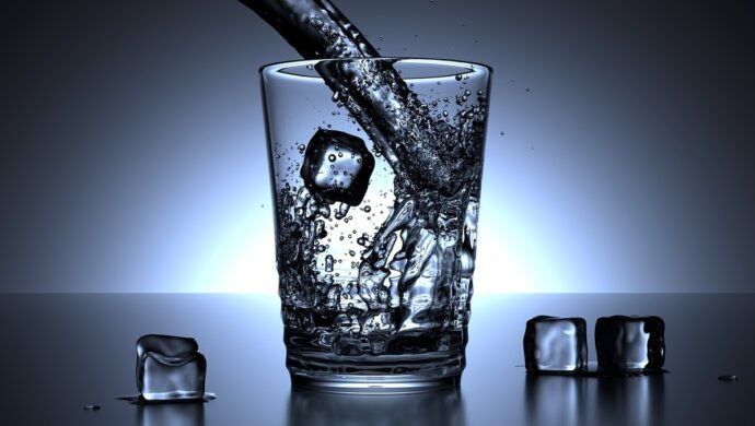 consumo de água