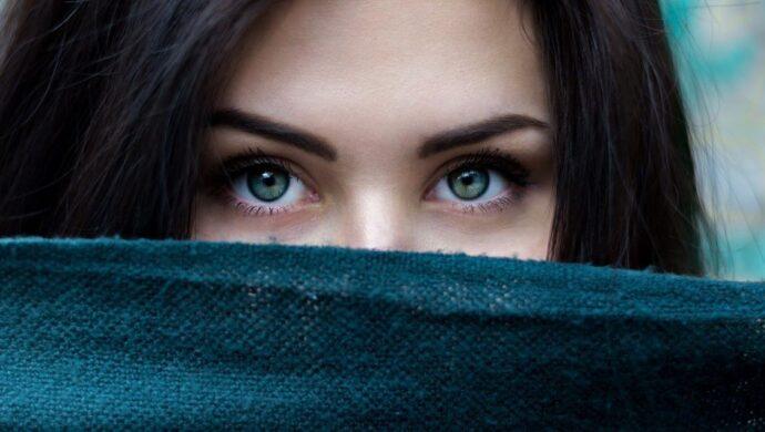 lentes de contato mais diferentes