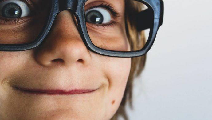 saúde ocular das crianças