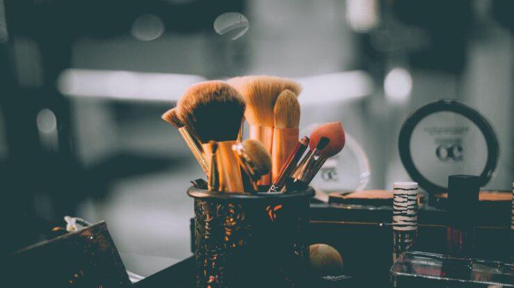 itens de maquiagem