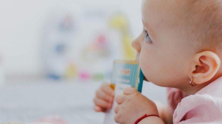 visão nos primeiros anos de vida