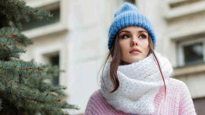 olhos no inverno