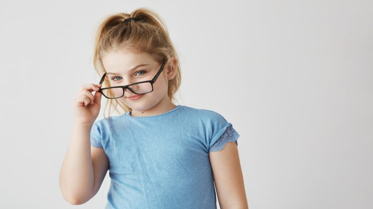 Cuidados com a visão aos 10 anos