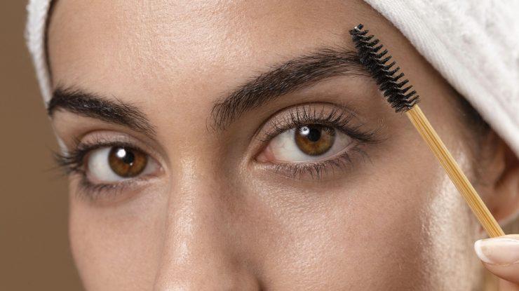tendências de sobrancelhas